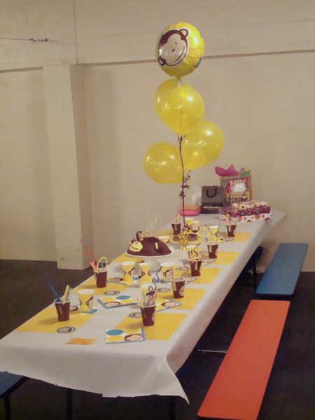 Party table 2