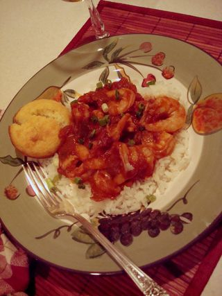 Shrimp creole 1